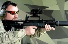 Video đặc nhiệm Nga được trang bị 'siêu súng' bắn thủng áo chống đạn