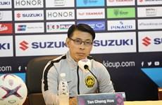 HLV Malaysia nói gì trước chung kết lượt về AFF Suzuki Cup 2018?