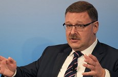 Nga: Mỹ can thiệp nội bộ khi kêu gọi Đức từ bỏ Dòng chảy phương Bắc 2