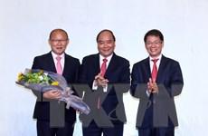 [Photo] Lễ công bố điều chỉnh quy hoạch Khu Kinh tế mở Chu Lai
