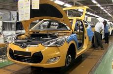 Hàn Quốc hỗ trợ 3,1 tỷ USD cho các doanh nghiệp phụ tùng ôtô