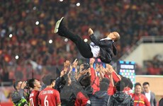 FIFA: Kỷ nguyên thành công chưa từng có của bóng đá Việt Nam