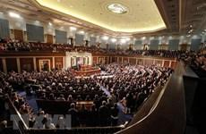 Thượng viện Mỹ phê chuẩn ngân sách tạm thời cho chính phủ
