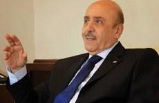 Lãnh đạo tình báo Syria có chuyến thăm 'hy hữu' tới Ai Cập