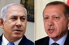 Tổng thống Thổ Nhĩ Kỳ gọi Thủ tướng Israel là 'kẻ áp bức'