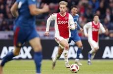 [Mega Story] Frenkie de Jong: Tôi luôn phác thảo từng vị trí trên sân