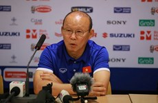 HLV Park Hang-seo chính thức loại 4 cầu thủ khỏi tuyển Việt Nam