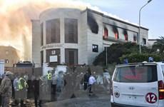 Mỹ lên án mạnh mẽ vụ khủng bố ở trụ sở Bộ Ngoại giao Libya