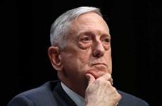 Trung Quốc chỉ trích Bộ trưởng Quốc phòng Mỹ Jim Mattis
