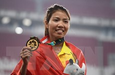 Vượt qua Quang Hải, Thu Thảo giành giải VĐV tiêu biểu năm 2018