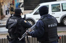 Thổ Nhĩ Kỳ bắt giữ hàng chục nghi can liên quan đến phiến quân IS