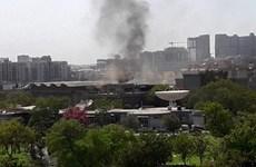 Hỏa hoạn xảy ra tại trung tâm nghiên cứu không gian của Ấn Độ