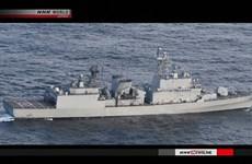 Nhật Bản công bố đoạn video 'máy bay bị radar Hàn Quốc chiếu xạ'