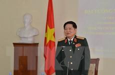 Việt Nam và Lào cam kết làm sâu sắc quan hệ hợp tác quốc phòng
