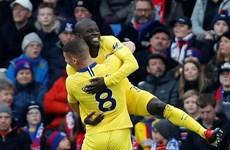 Kante tỏa sáng, Chelsea 'phả hơi nóng' vào tốp 3 Premier League