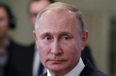 Tổng thống Nga gửi thư cho Tổng thống Mỹ bày tỏ sẵn sàng đối thoại