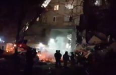 Sập chung cư cao tầng tại Nga, khiến ít nhất 2 người thiệt mạng