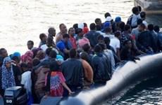 Malta giải cứu và tiếp nhận 69 người di cư gặp nạn trên biển