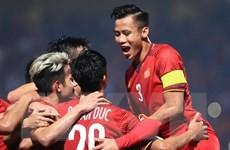 Tuyển Việt Nam kết thúc năm 2018 bằng trận thắng đậm Philippines
