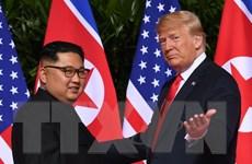 Tổng thống Mỹ mong đợi cuộc gặp thứ hai với nhà lãnh đạo Triều Tiên