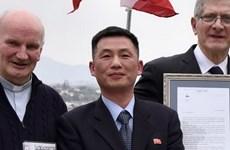 Quan chức đào tẩu tiết lộ gia thế nhà ngoại giao Triều Tiên mất tích
