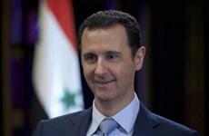 Anh: Nhờ sự hỗ trợ từ Nga,Tổng thống Syria Bashar al-Assad vẫn tại vị