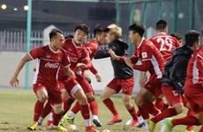 Đội tuyển Việt Nam đón tin vui, đã sẵn sàng cho Asian Cup 2019
