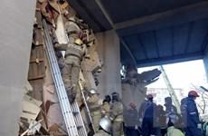 Tìm thấy thi thể thứ 39 trong vụ sập nhà chung cư tại Nga