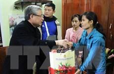 Thường trực Ban Bí thư thăm công nhân lao động tại Bắc Giang