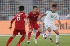 Việt Nam - Iraq 2-3: Việt Nam thua ngược đầy tiếc nuối