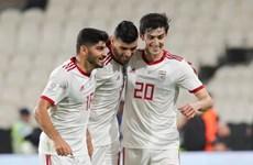 Video tuyển Iran giành chiến thắng hủy diệt 5-0 trước Yemen