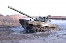 Bộ Quốc phòng Nga nâng cấp pháo tự hành chống tăng hạng nhẹ