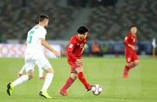 Công Phượng nói gì sau trận thua tiếc nuối của tuyển Việt Nam?