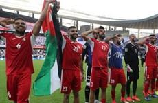 Hạ Syria, Jordan trở thành đội đầu tiên vào vòng 1/8 Asian Cup 2019