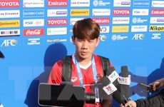 Minh Vương: Đội tuyển Iran mạnh nhưng vẫn có thể bị đánh bại