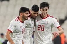 Kết quả Asian Cup 2019: Xác định được 4 đội tuyển vào vòng 1/8