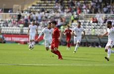 Thủ quân Quế Ngọc Hải nói gì sau thất bại trước đội tuyển Iran?