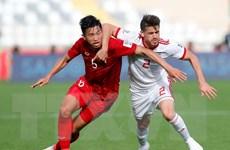 HLV Park Hang-seo: Các cầu thủ Việt Nam đã chiến đấu hết mình