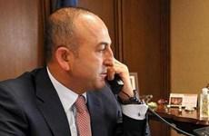 Ngoại trưởng Thổ Nhĩ Kỳ và Mỹ thảo luận về tình hình Syria