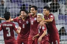 Đội tuyển Thái Lan giành vé vào vòng 1/8 Asian Cup 2019