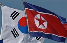 """Sách Trắng quốc phòng Hàn Quốc ngừng gọi Triều Tiên là """"kẻ thù"""""""