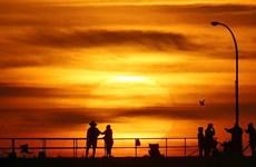 Nhiều thành phố của Australia vào tốp những nơi nóng nhất Trái Đất