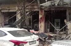 Syria: 4 lính Mỹ thiệt mạng trong vụ tấn công tại thành phố Manbij