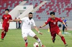 Đấu pháp nào cho tuyển Việt Nam khi đối đầu Jordan ở vòng 1/8?