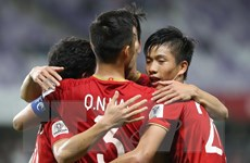 Lịch thi đấu, lịch truyền hình trực tiếp vòng 1/8 Asian Cup 2019
