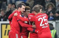 Goretzka tỏa sáng, Bayern gây sức ép lên ngôi đầu của Dortmund