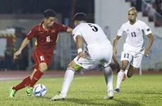 Nhìn lại những cuộc chạm trán giữa tuyển Việt Nam và Jordan