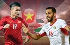 Link trực tiếp Việt Nam - Jordan tại vòng 1/8 Asian Cup 2019
