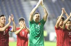 Hình ảnh đáng nhớ trong ngày tuyển Việt Nam chia tay Asian Cup 2019