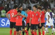 Hàn Quốc và Australia ngậm ngùi chia tay Asian Cup 2019
